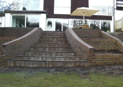 Specialist large scale garden projects from WG Landscapes